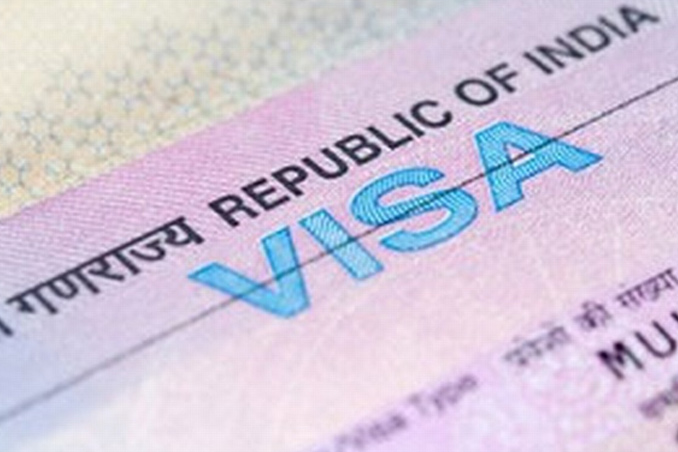 Applying for a regular visa for India