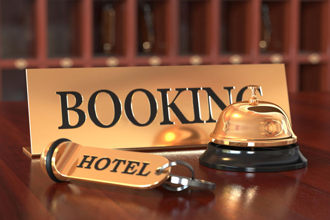 Hotel booking service