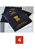 Get your visa stamp